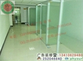 办公室装饰玻璃隔墙 5