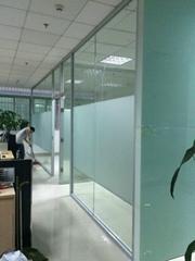 办公室玻璃磨砂纸玻璃贴膜