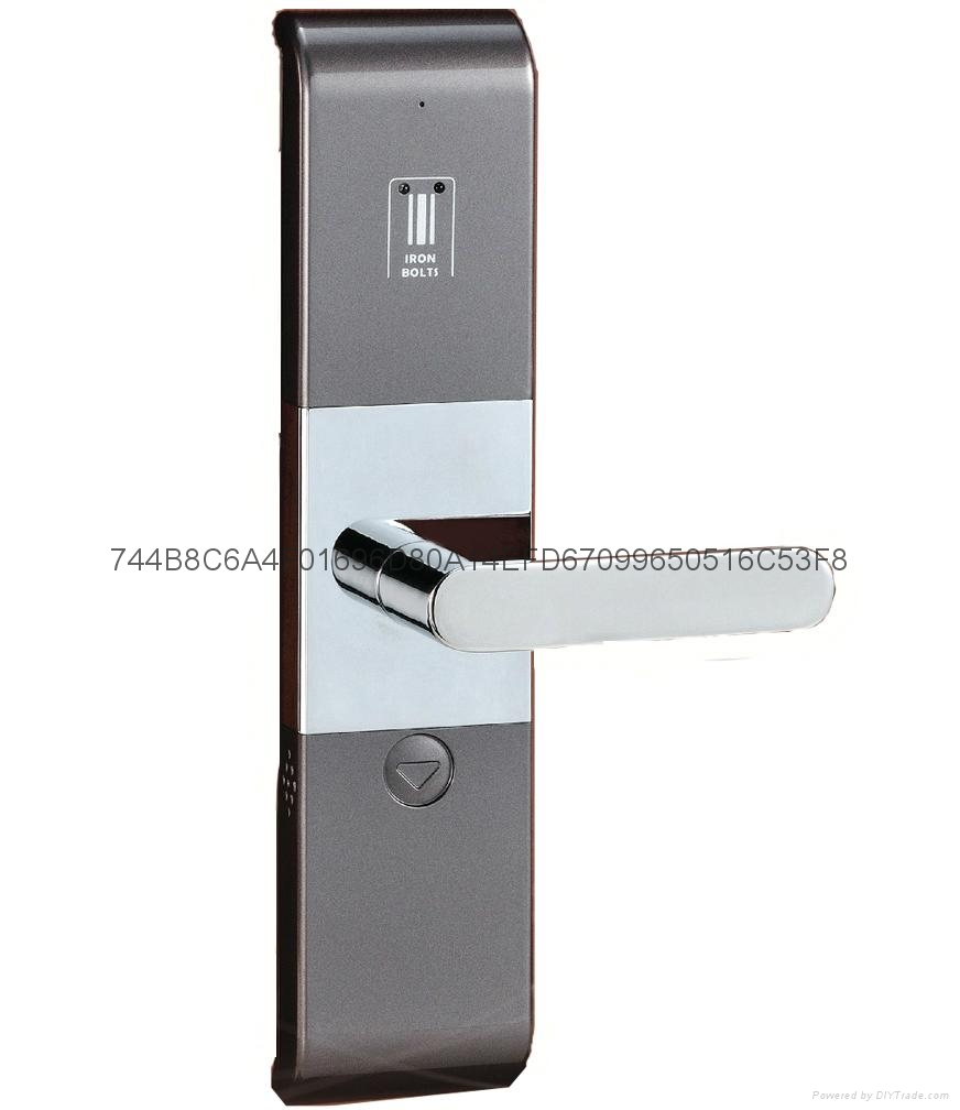 Key card lock 1