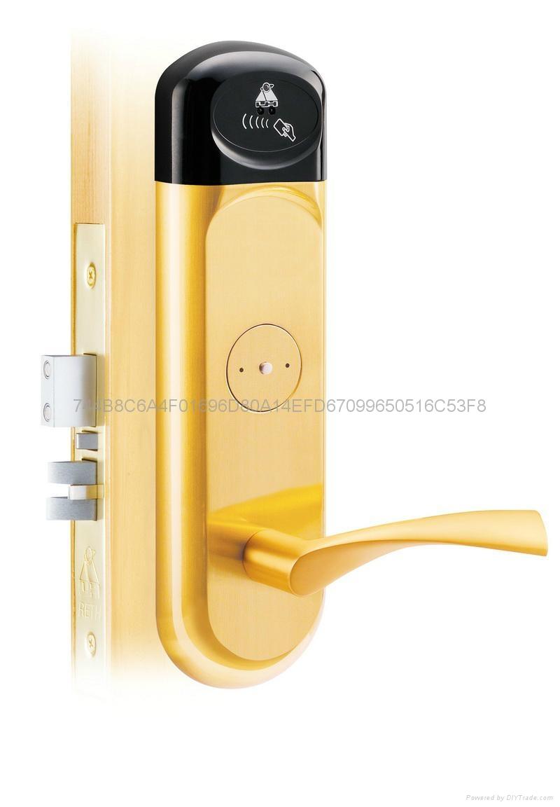 電子卡片門鎖 3