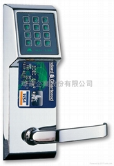 Card Key&Digital Electronic Lock