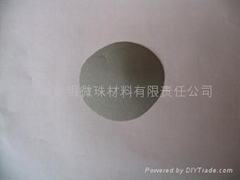 灰色反光粉