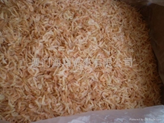 生烘干虾皮  (素干あみえび)