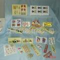 Crd label、Sticker、Sticker Book