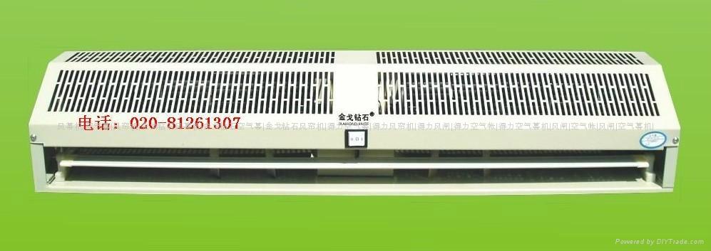 电热风幕机 1