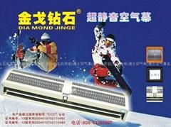 風幕機(FM-1206貴妃型)