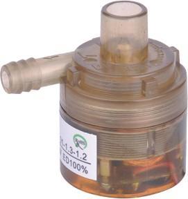 咖啡机中抽100度热水的无刷直流水泵 3