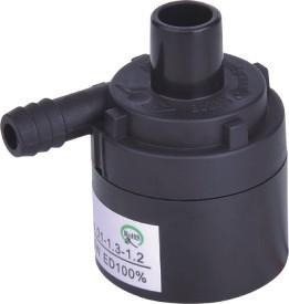 咖啡机中抽100度热水的无刷直流水泵 4