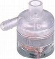 咖啡机中抽100度热水的无刷直流水泵 5