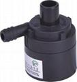 电热水壶中抽100度热水的无刷直流水泵 3