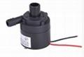 电热水壶中抽100度热水的无刷直流水泵 5