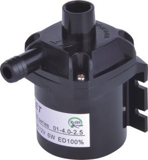 饮水机中抽100度热水的无刷直流水泵 4