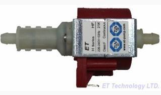 蒸汽电熨斗中的电磁水泵 3