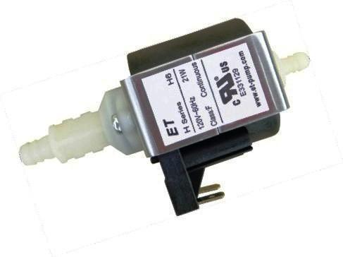 蒸汽电熨斗中的电磁水泵 5