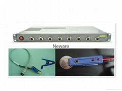 Battery testing system for electrochemical