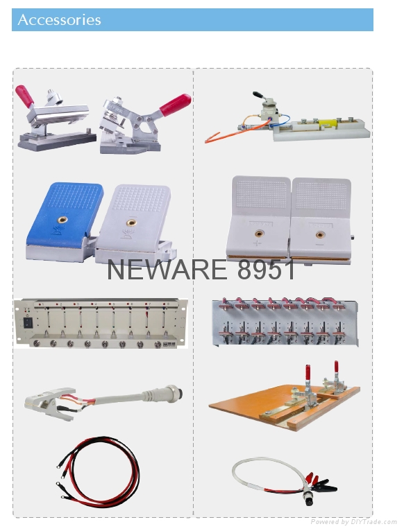 battery testing machine for charging -discharging/ Voltage/internal resistance testing performance for all Ni-MH,Lithium ion cel