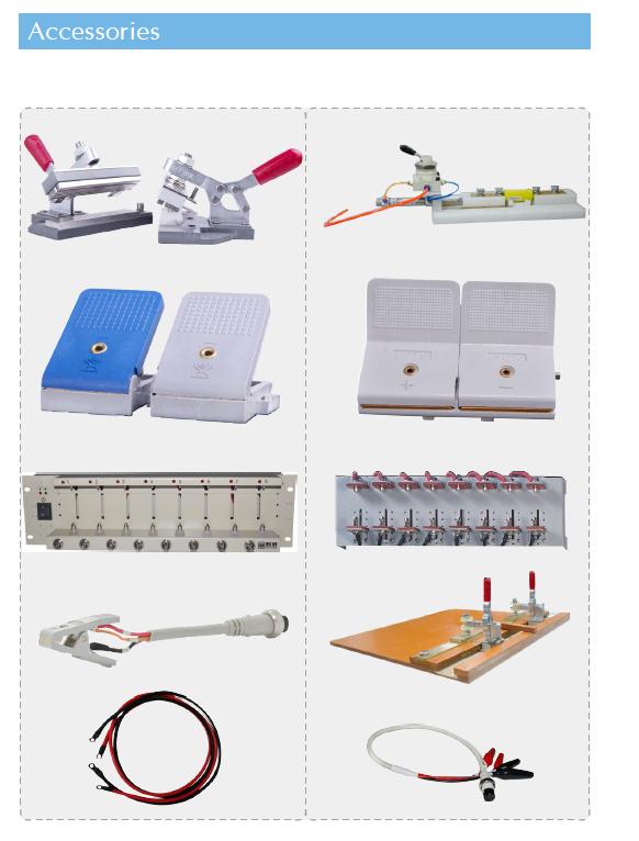 聚合物电池测试仪