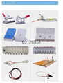 Battery testing machine for lithium polymer batteries