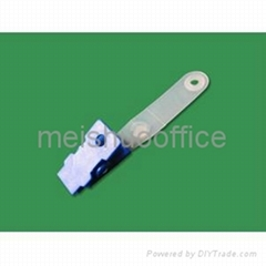 Plastic Badge Clip with