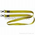 Double Ends Plain Lanyards