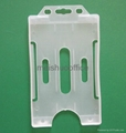 Double Sided Open Faced Card Holder Hold