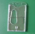 Enclosed Card Holder Hold 2 Cards