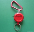 Retractable Reels Card Badge Holder