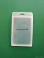 Premium PP badge holder
