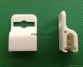 White Gripper 30 mil Card Clamp,