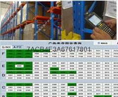 無線條碼倉庫管理系統