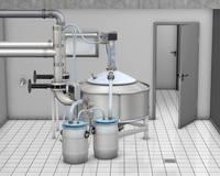 自动油水分离器