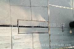 縫隙式排水溝安裝 2