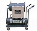 润滑油聚结分离玺能滤油机