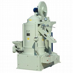 NMLT Vertical Rice Whitener with Iron Roller