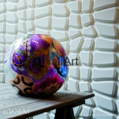 Interior wall decorations, 3d wall cover