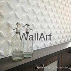 3D walls  Wallpaper