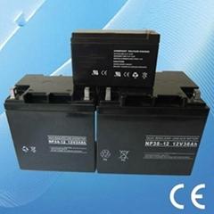 Lead Acid Battery - Sealed Lead Acid Maintenance Free Battery (smf battery)
