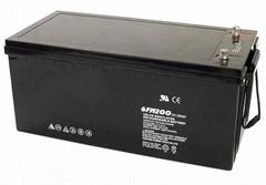 Solar Storage Battery - Solar Storage Deep Cycle Battery 12V 250Ah