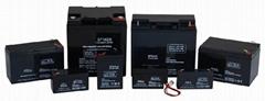 Rechargeable Battery 12V/2V/6V