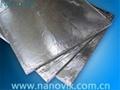 包铝箔防水纳米微孔保温板