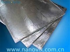 包鋁箔防水納米微孔保溫板