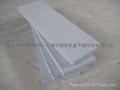 納米微孔隔熱材料條形板