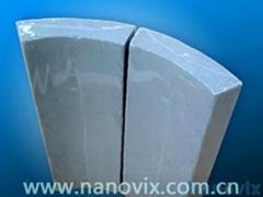 圓弧形納米微孔保溫板