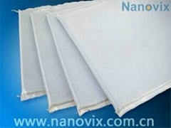 High Temperature Microporous Insulation (E-glass Cloth Covered)