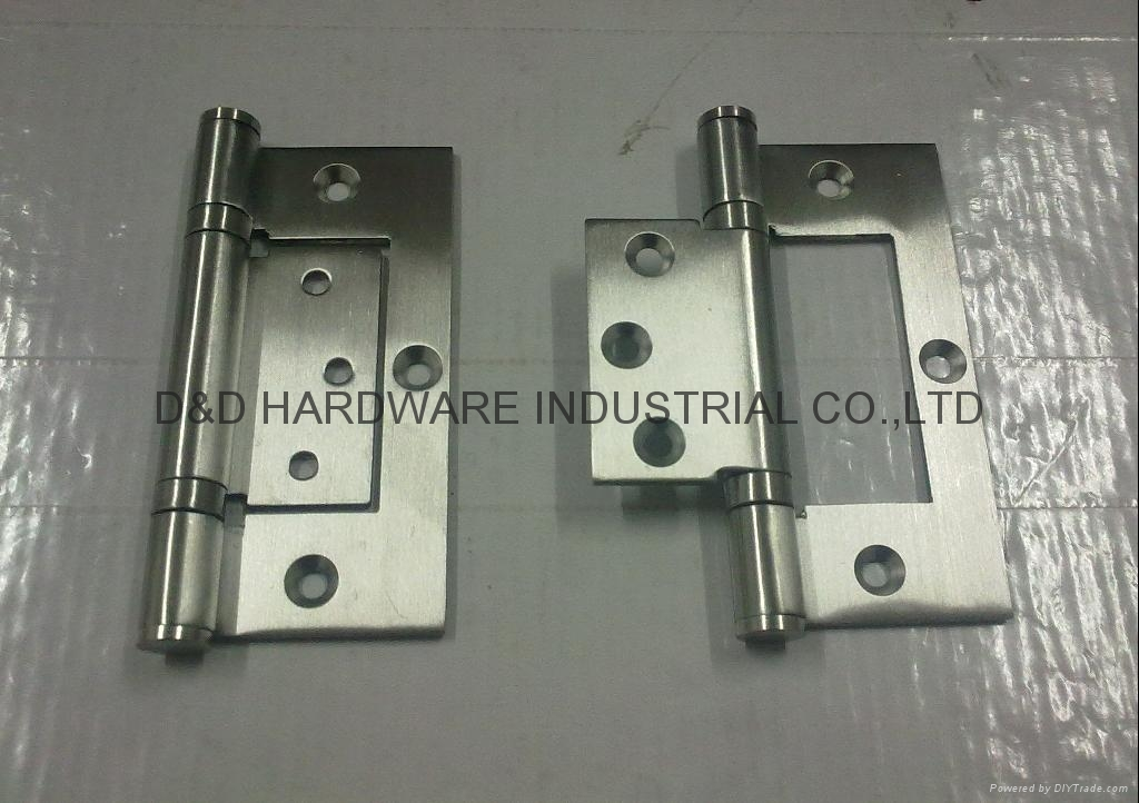 Door Hinges Product : Stainless steel flush hinge assa abloy door ce ul