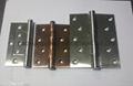 stainless steel flush hinge ASSA ABLOY door hinge CE UL