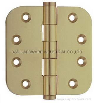 brass door hinge UL certificate door hinge