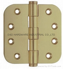 brass door hinge UL certificate door hinge