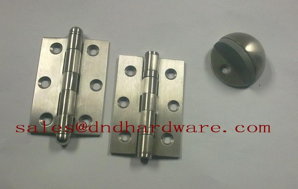 Stainless steel flag hinge CE UL certificated door hinge R38013