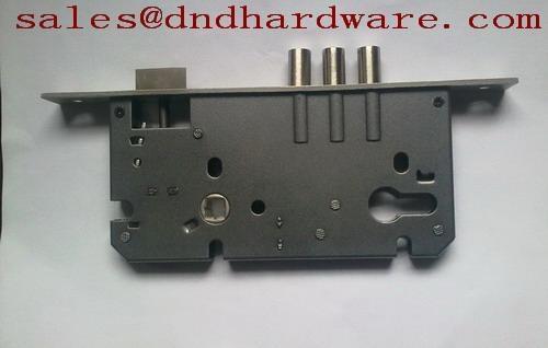 Fire Rated Locks : Stainless steel door handle fire rated lock be en